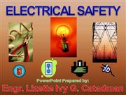 ELECTRICAL SAFETY VOLUME 1