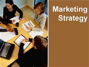 Marketing Strategy ppt