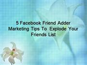 5+Facebook+Friend+Adder+Marketing+Tips+T