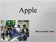 Apple+presentation