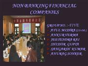 NBFC>s+PRESENTATION