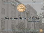 Roles Functions of Reserve Bank of India