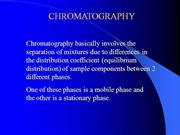 chromatography+Slides
