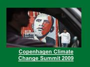 Copenhagen+Climate+Change+Summit