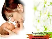 Baby+Care+PPT+Templates