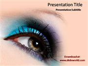 Eyes+PPT+Templates