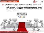 wittas+Google+Adwords+Campaign+Management