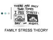Family Stress Theory