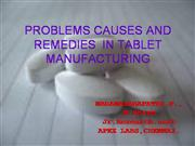 PROBLEMS+IN+TABLET+MANUFACTURING