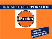 INDIAN OIL CORP. SHOW