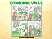 Economic Value & Life Insurance