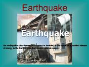 Earthquake+