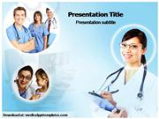 Nursing Management Powerpoint Tempaltes