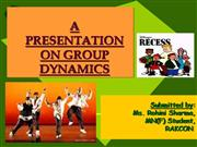 GROUP+DYNAMICS+