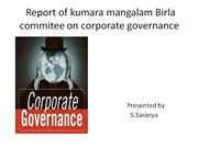 Report+of+kumara+mangalam+Birla+commitee+on+corporate+governance
