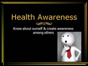 health+awareness