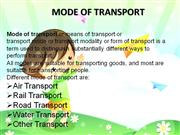 Mode of Transport  - http://sitesforkids-teens-students.blogspot.com/