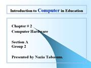 Introduction+to+Computer+in+Education