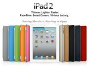 iPad 2 Unveiled