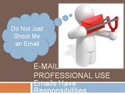 E-Mail+Professional+Use