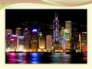 hong kong: a city of wonders