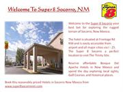 hotels in socorro new mexico