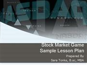 Stock+Market+Game+