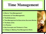 Time+Management