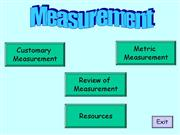 measurement+