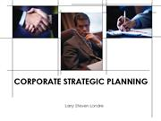 Corp strategic plan 01152005 
