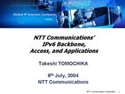 ipv6 ntt 