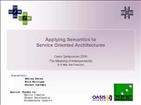 Semantic+Service+Oriented+Architecture+Tutorial+