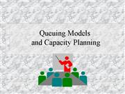 12 Queuing and Capacity Planning