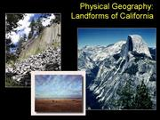 California+Geology+