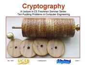 f35 frosh sem cryptography