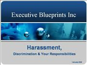 Sexual Harassment and Discrimination