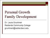 Personal Growth Presentation