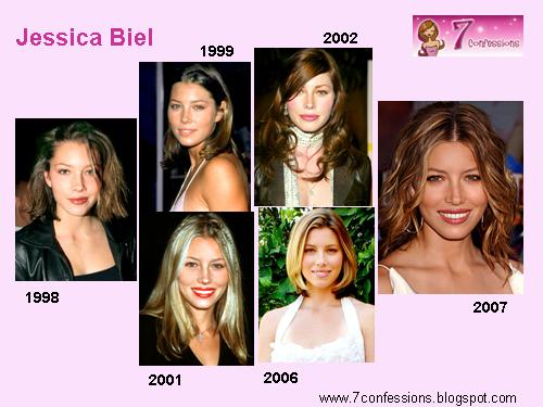 Celebrities Through The Years