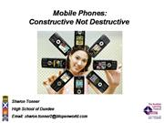 mobile phones in education constructive not decons