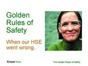 Golden Rules When HSE went Wrong ny versjon