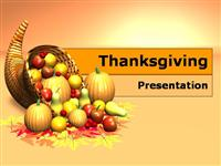 Free thanksgiving day powerpoint template download authorstream toneelgroepblik Image collections