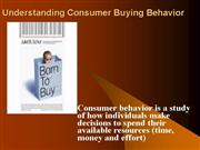 Understanding+Consumer+Buying+Behavior