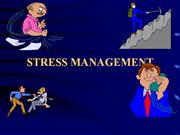 STRESS MGMT - HOW TO CONTROL IT