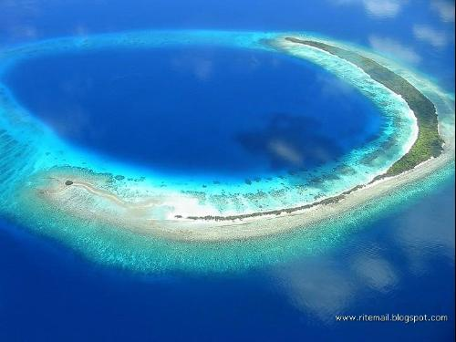 indian ocean islands maldives